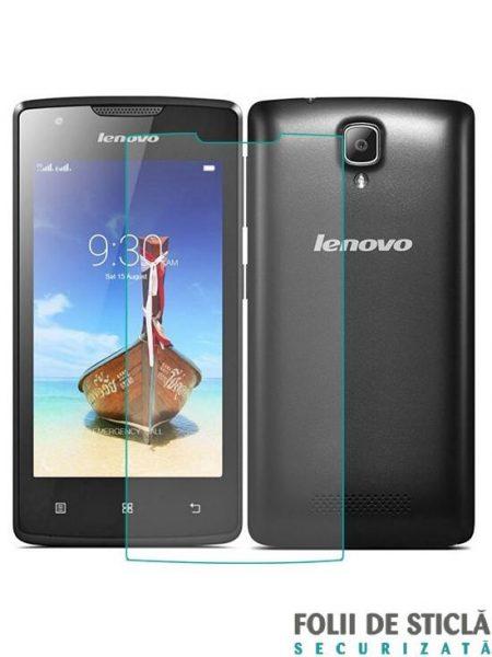 Folie din sticla securizata pentru Lenovo A1000
