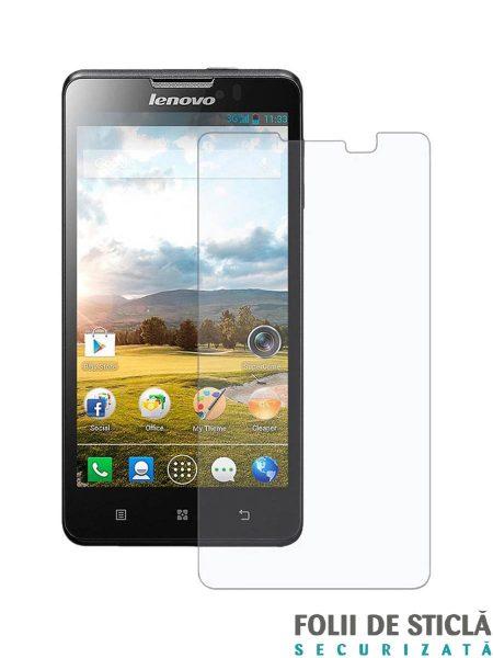 Folie din sticla securizata pentru Lenovo A2010
