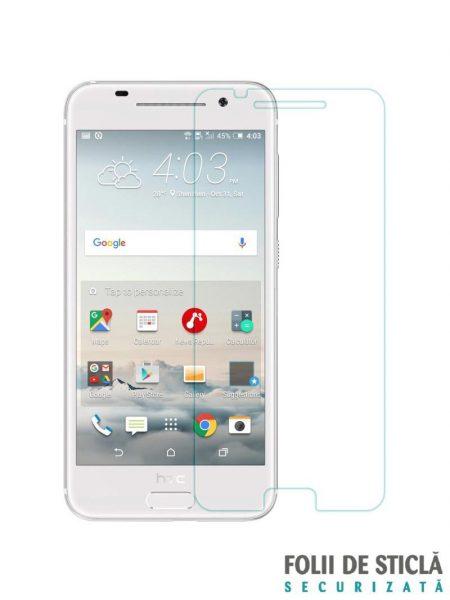 Folie din sticla securizata pentru HTC One A9