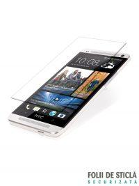 Folie din sticla securizata pentru HTC One M7