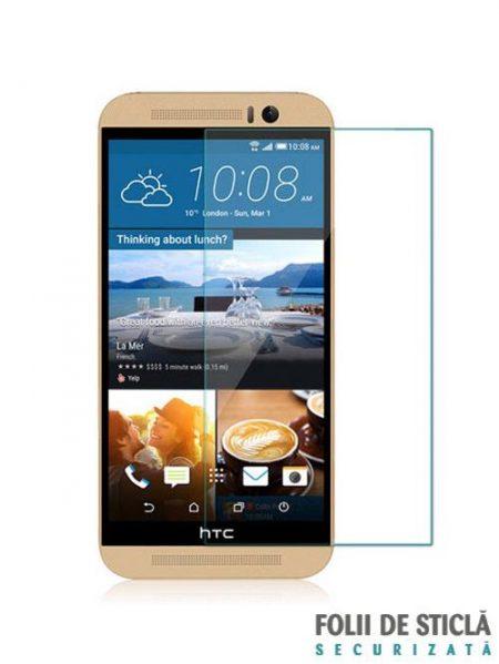 Folie din sticla securizata pentru HTC One Mini 2 (M8 Mini)