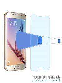 Folie din sticla securizata pentru Samsung Galaxy S6 - Față ANTI BLUE-RAY