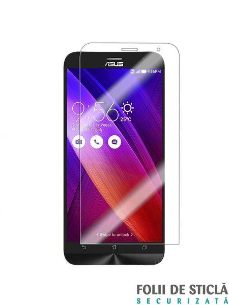 Folie din sticla securizata pentru Asus Zenfone 2 Laser ZE500KL