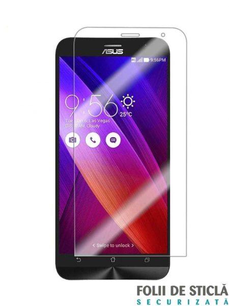 Folie din sticla securizata pentru Asus Zenfone 2 Laser ZE550KL