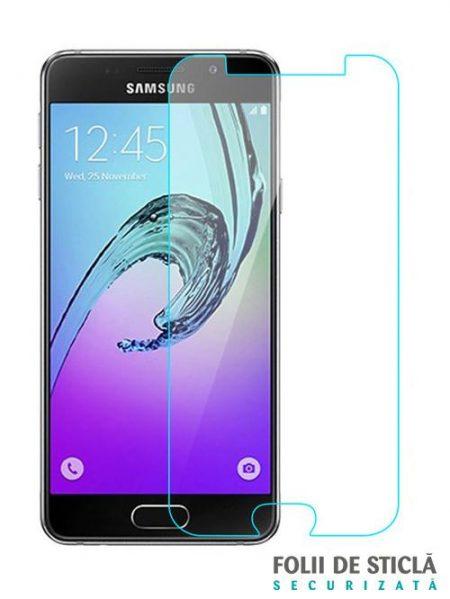 Folie din sticla securizata pentru Samsung Galaxy A3 (2016)