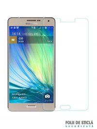 Folie din sticla securizata pentru Samsung Galaxy A7