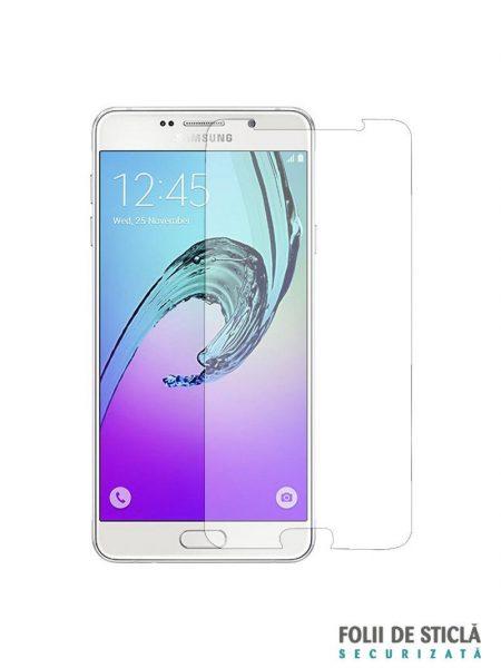 Folie din sticla securizata pentru Samsung Galaxy A7 (2016)