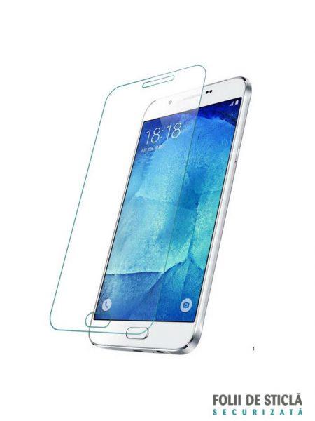 Folie din sticla securizata pentru Samsung Galaxy A8