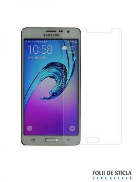 Folie din sticla securizata pentru Samsung Galaxy A9 / A9 Pro (2016)