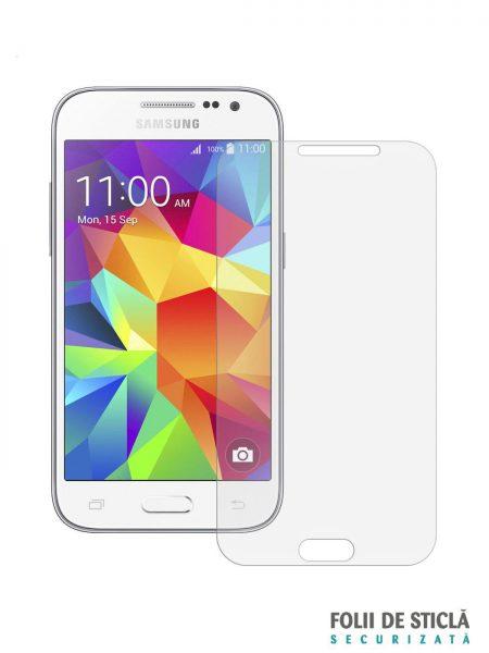 Folie din sticla securizata pentru Samsung Galaxy Core Prime