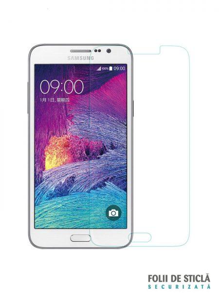 Folie din sticla securizata pentru Samsung Galaxy Grand Prime