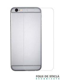 Folie din sticla securizata pentru iPhone 6 Plus / 6S Plus - Spate