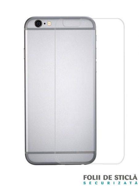 Folie din sticla securizata pentru iPhone 6/6S Plus - Spate