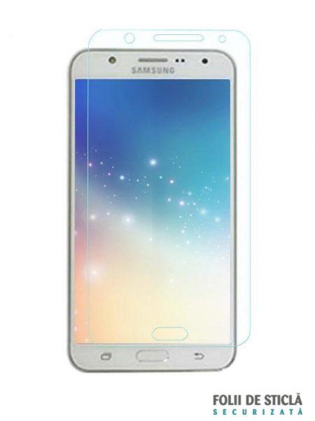 Folie din sticla securizata pentru Samsung Galaxy J7