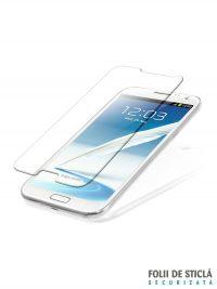 Folie din sticla securizata pentru Samsung Galaxy Note 2