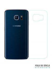 Folie din sticla securizata pentru Samsung Galaxy S6 Edge+ Plus SPATE