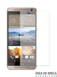 Folie din sticla securizata pentru HTC One E9