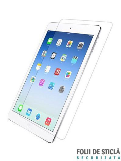 Folie din sticla securizata pentru Apple iPad Air / Air 2