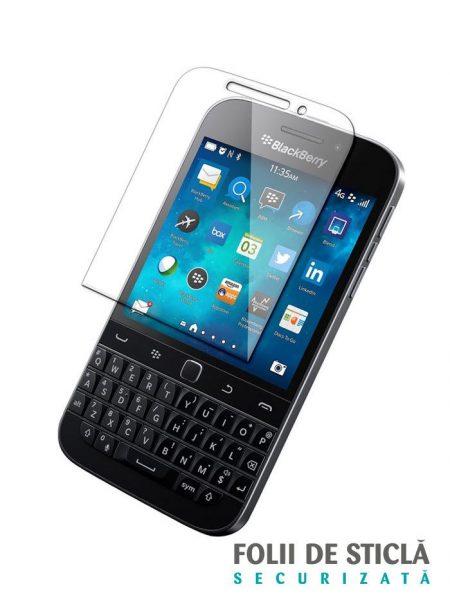 Folie din sticla securizata pentru BlackBerry Classic ( Q20 )