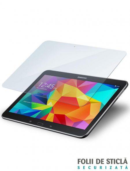 "Folie din sticla securizata pentru Samsung Galaxy Tab 4 10.1"""