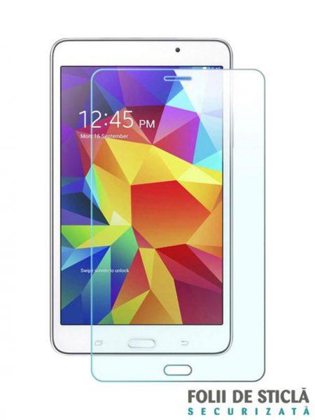 "Folie din sticla securizata pentru Samsung Galaxy Tab 4 7"""