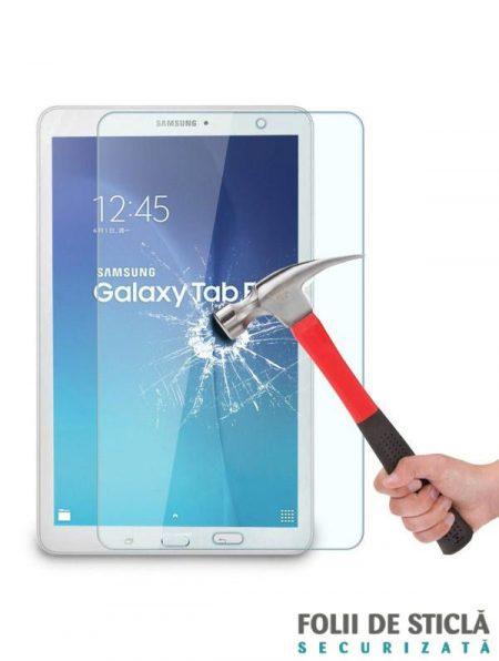 "Folie din sticla securizata pentru Samsung Galaxy Tab E 9.6"""