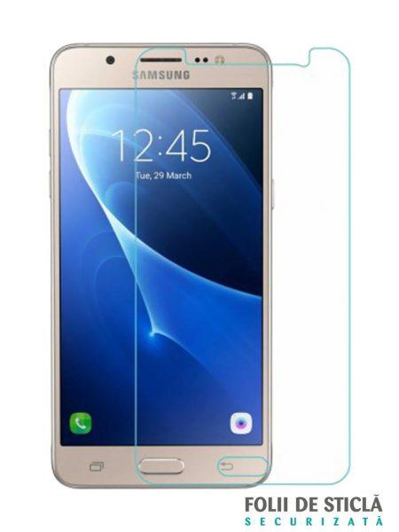 Folie din sticla securizata pentru Samsung Galaxy J5 (2016)