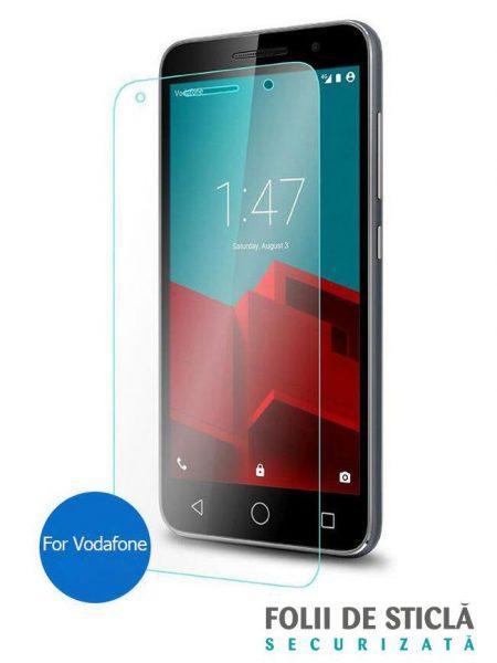 Folie din sticla securizata pentru Vodafone Smart Prime 6