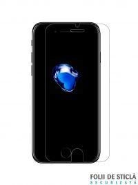 Folie din sticla securizata pentru iPhone 7 / 8 / SE (2020)