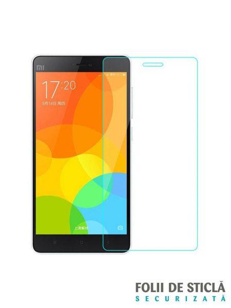Folie din sticla securizata pentru Xiaomi Mi 4C