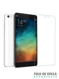 Folie din sticla securizata pentru Xiaomi Mi Note Pro