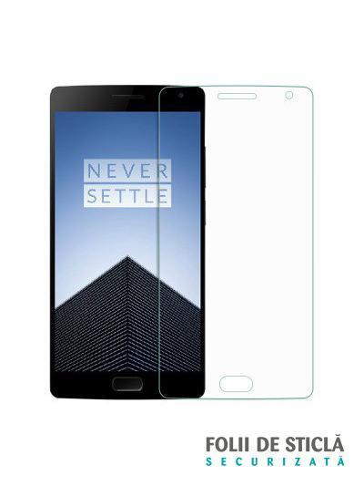 Folie din sticla securizata pentru OnePlus 2 (Two)
