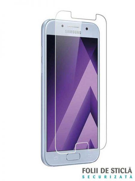 Folie din sticla securizata pentru Samsung Galaxy A5 (2017)