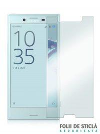 Folie din sticla securizata pentru Sony Xperia X Compact