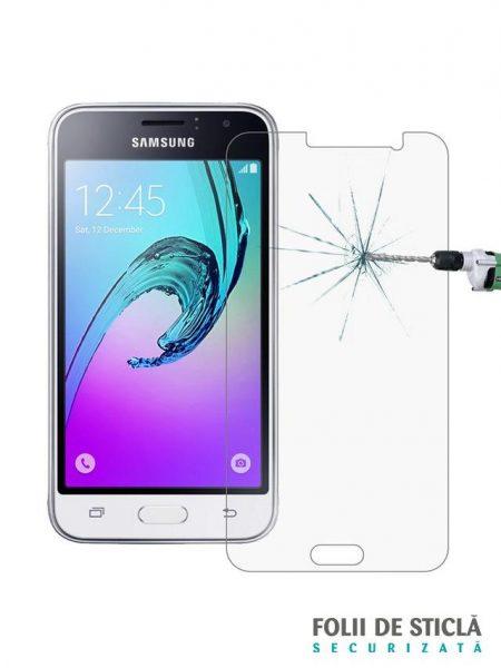 Folie din sticla securizata pentru Samsung Galaxy J1 (2016)