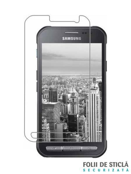 Folie din sticla securizata pentru Samsung Galaxy Xcover 3