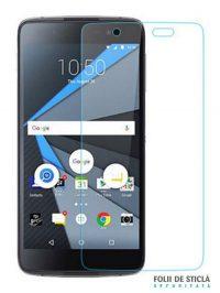 Folie din sticla securizata pentru BlackBerry DTEK50
