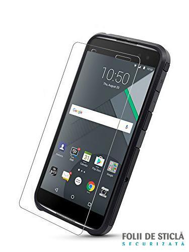 Folie din sticla securizata pentru BlackBerry DTEK60