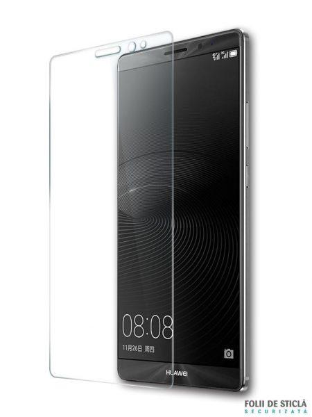 Folie din sticla securizata pentru Huawei Mate 8