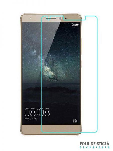 Folie din sticla securizata pentru Huawei Mate S