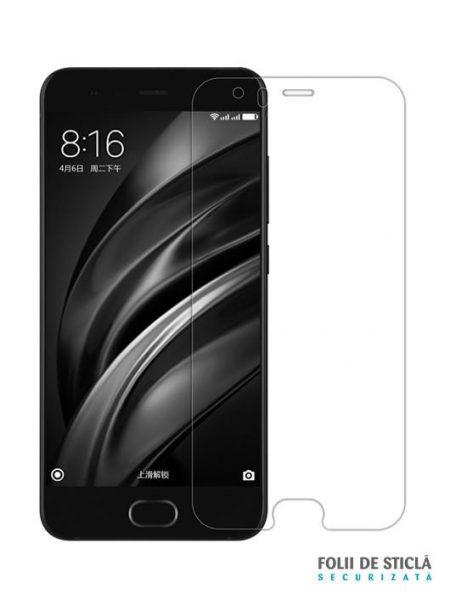 Folie din sticla securizata pentru Xiaomi Mi 6