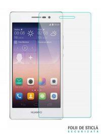 Folie din sticla securizata pentru Huawei P7