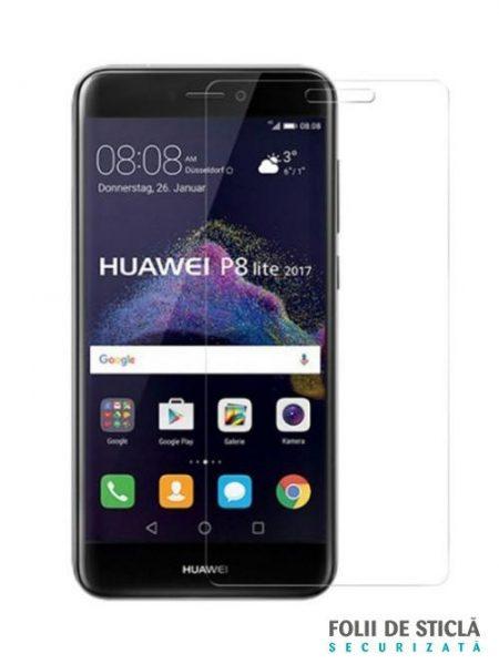 Folie din sticla securizata pentru Huawei P9 Lite 2017 (P8 Lite 2017)