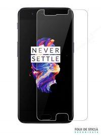Folie din sticla securizata pentru OnePlus 5