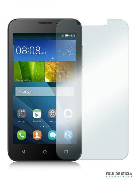 Folie din sticla securizata pentru Huawei Y5 (Y560)
