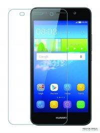 Folie din sticla securizata pentru Huawei Y6