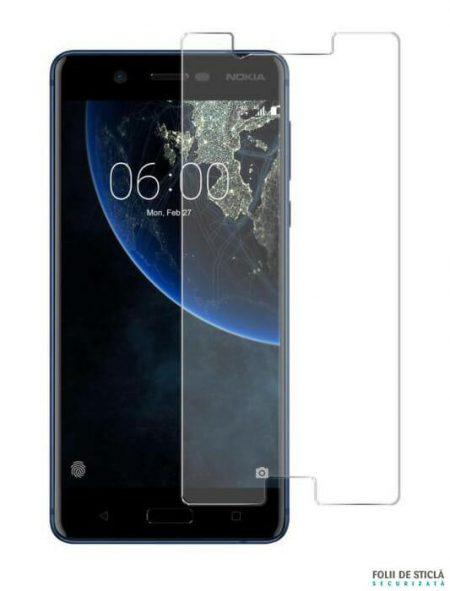 Folie din sticla securizata pentru Nokia 5