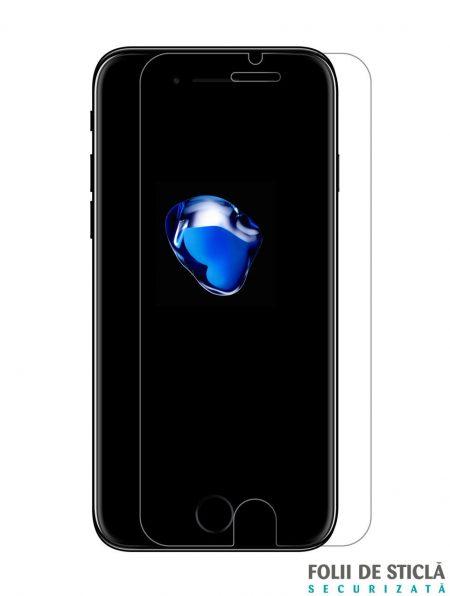 Folie din sticla securizata pentru iPhone 8 Plus