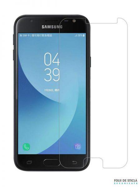 Folie din sticla securizata pentru Samsung Galaxy J3 (2017)