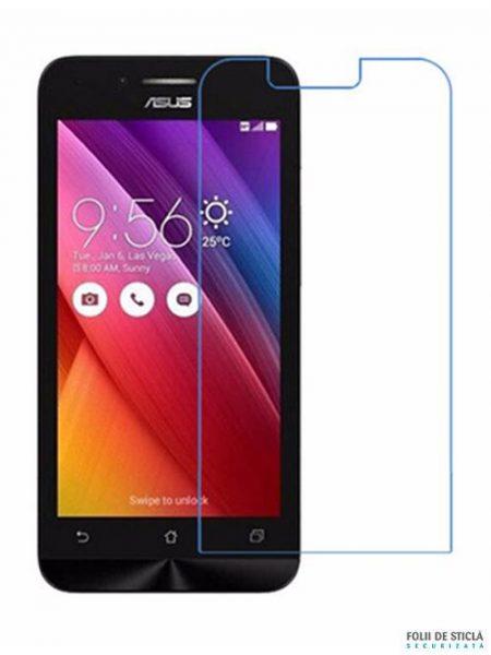 Folie din sticla securizata pentru Asus Zenfone Go ZB450KL / ZB452KG